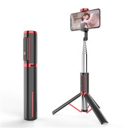Mini Portable Selfie Stick Bluetooth Tripod Monopod Seilfie Stick