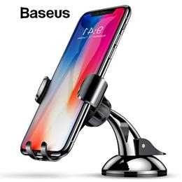 Baseus Universal Gravity Car Phone Holder Sucker Suction Cup Windshield ...