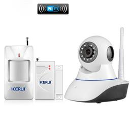 720P Security Network WIFI IP camera Megapixel HD Wireless Digital Security camera