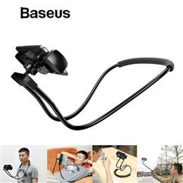 Baseus Lazy Neck Mobile Phone Holder Stand 360 Degree Phone Holder Selfie Lazy Bracket