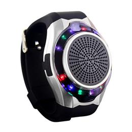 U3 Sport Wearable Devices U3 Smart Bluetooth Watch Speaker Wireless Stereo Subwoofer Handsfree for iphone 6 samsung phone