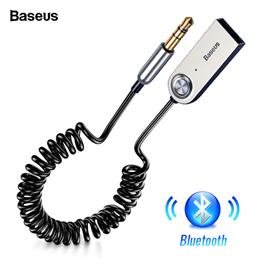Baseus USB 3.5mm Jack Aux Bluetooth Receiver Speaker Audio Music Transmitter