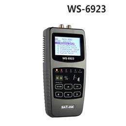 2.1 inch LCD DVB-S FTA C KU Band Digital Satellite finder satellite mete...