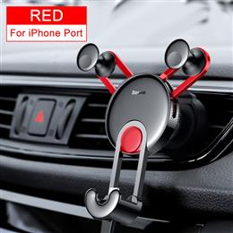 Baseus Car Phone Holder Gravity Air Vent Mount Mobile Phone Holder