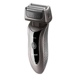 3 Heads Electronic Rechargeable Shaver Triple Blade Electric Shaving Raz...