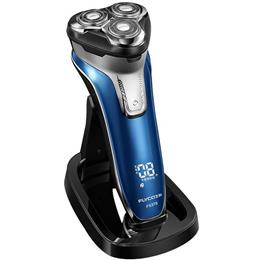 Intelligent Anti-Clip System Three Independent Floating Heads Entire Machine Washable Pop-Up Trimmer Electric Shaver