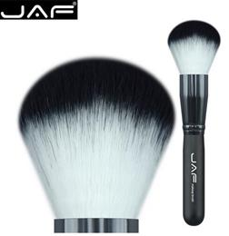 JAF 18SW Powder Brush Super Soft Synthetic Taklon Hair Bronzer Make Up ...