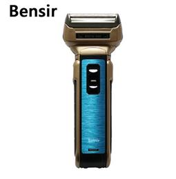 bensir 3 in 1 Men's Electric Shaver Beard Trimmer Rechargeable Razor...