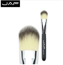 Vegan Hair Makeup Brush Hot Foundation Blush Liquid Brush Pinceaux Profree Shipping 12STYF