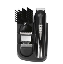 8 in 1 Hair Trimmer Rechargeable Hair Clipper Electric Shaver Beard Trimmer Men Styling Tools Shaving Machine Cutting