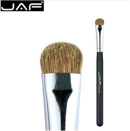 Smudge Brush Small Eye Shadow Brush Professional Shoter Shader Brushes Horse Hair Eye Makeup Brush 05PY
