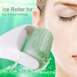 Ice Roller Skin Cool Derma Roller Massager for Face Body Massage Facial Skin Care Preventing Wrinkle Dermo Roller