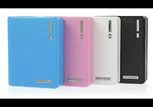 Power Bank 12000MAH,  Mobile Power With  Flashlight YK16