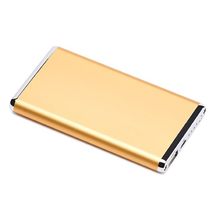 Power Bank 5000mAH, 2015 Mobile Charger With LED Flashlight YK38