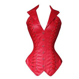 Gothic Clothing Waist Trainer Lingerie Slimming Party Corsets And Bustie...