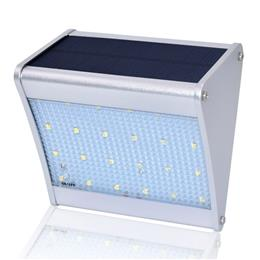 New 24 LED Solar Light Solar Power Lamp Lights For Outdoor Garden Yard Wall