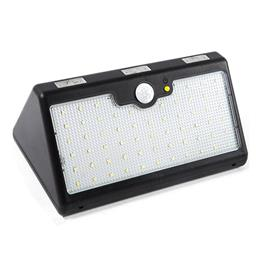 60 LEDs Motion Sensor Rechargeable Led Solar Lamp Street Dimmer LED Garden Security Solar Wall Light