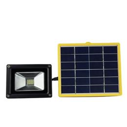Waterproof Solar powered LED Street Flood Light Outdoor Wall Lamp Outdoo...