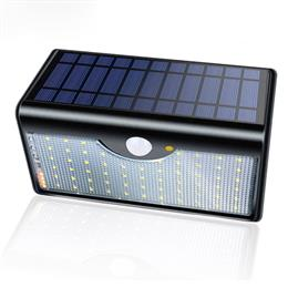 60 LED Solar Lamp Five Modes With Indicator Lights Solar Power Lights For Outdoor Garden Wall