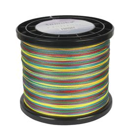 Fishing Line 1000m Multicolor 1meter 1 Color Mulifilament Pe Braided  Line
