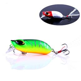 7pc 8g/5.5cm Fishing Lures With Magnetic Rolls Slow Sinking Big Eyes Hard Lure