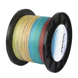 PE Fishing Line 10M 1 Color 8 Strands 500M 20lb-80lb Pesca Multifilament Sea Mainline Lures Line