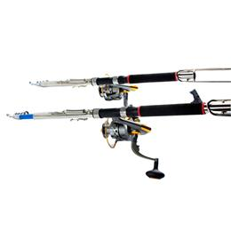 2.1m 2.4m 2.7m Automatic Fishing Rod Sea River Lake Pool Fishing Pole Device HF1000