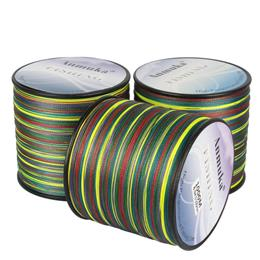 Fishing Line 500m Multicolor 1meter 1 Color Mulifilament Pe Braided  Line