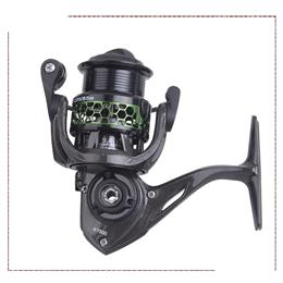 2017new Mela Super Light Weight Graphite Body 10 Bearings Balls Spinning Reel Fishing Reel HC2500