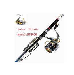 2.1m 2.4m 2.7m Automatic Fishing Rod Sea River Lake Pool Fishing Pole Device HF4000