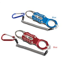 120mm Fishing Gripper+Fishing Rope+Hanging Buckle Fishing Tackle Accessories