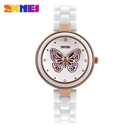 SKMEI Brand Womens Watches Quartz Watch Women Waterproof Dress Ladies Wrist Watch