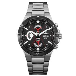 CASIMA Top-Selling Luxury Brand Watches Men Fashion Casual Multi-Function Sport Mens Quartz Wrist Watch Waterproof 100m