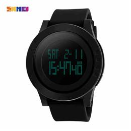 SKMEI Large Dial Outdoor Men Sports Watches LED Digital Wristwatches Fashion Casual Watch
