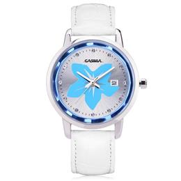 CASIMA Women Casual Quartz Watch Luxury Brand Watches Fashion Wristwatch Beauty Ladies Watch Waterproof 50m