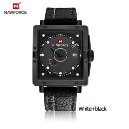 Men Watch Quartz-watch Sport Watches Men Leather Military WristWatch