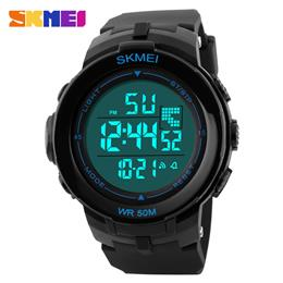 SKMEI Outdoor Fashion Sports Watches Men LED Digital Wristwatches Watch