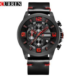 CURREN Fashion style Quartz Men Watches Chronograph Men Sport Watches