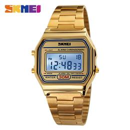 SKMEI Men Fashion Casual Watch LED Man Digital Wristwatches Men Watches