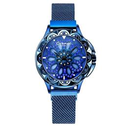 Women watches top luxury Fashion Ladies MIYOTA quartz movement  wristwat...