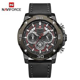 NAVIFORCE Watch Men Waterproof Stainless Steel Quartz Men Watch Wrist Wa...