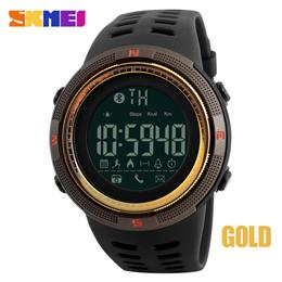 Men Smart Watch Chrono Calories Pedometer Sports Watches Blueteeth Digit...