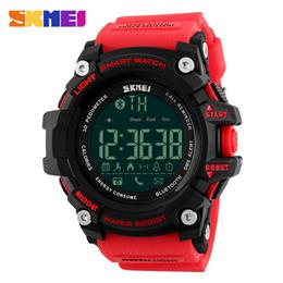 SKMEI Men Smart Watch Chronograph Pedometer  LED Display Watch Outdoor Sports Watches