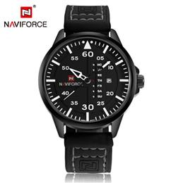 New Men Army Military Sports Watches Men's Quartz Clock Man Leather Waterproof Wrist Watch