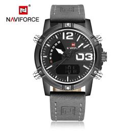 Men Clock Male Military Watches Men's Quartz Analog Led Digital Spor...