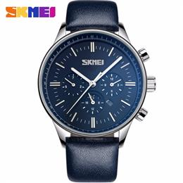 SKMEI Fashion Watches Men Business Quartz Wristwatches 30M Waterproof Br...