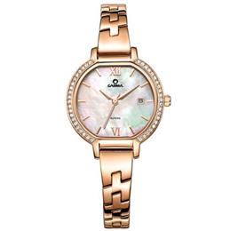 2017 CASIMA Luxury Brand Bracelet Watches Women Fashion Casual Ladies Quartz Wrist Watch Women's Waterproof Relojes Mujer 2614