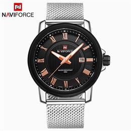 Men Business Casual Full Steel Sport Watches Date Clock Quartz Waterproo...