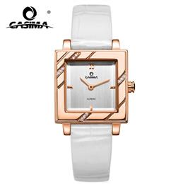 2017 Fashion Luxury Brand Women's Bracelet Watches Dazzle Beauty Ladies Quartz Wrist Watch Women Crystal Waterproof CASIMA 2611