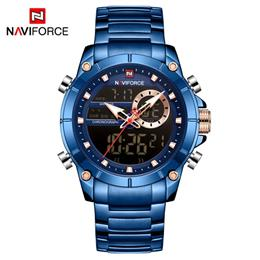 NAVIFORCE Hot Men Watches Fashion Casual Bussiness Quartz Watch
